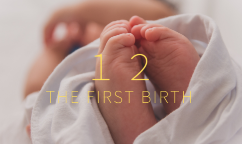 12~the first birth